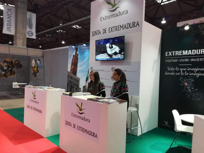 Extremadura presenta su oferta turística en Turexpo Galicia