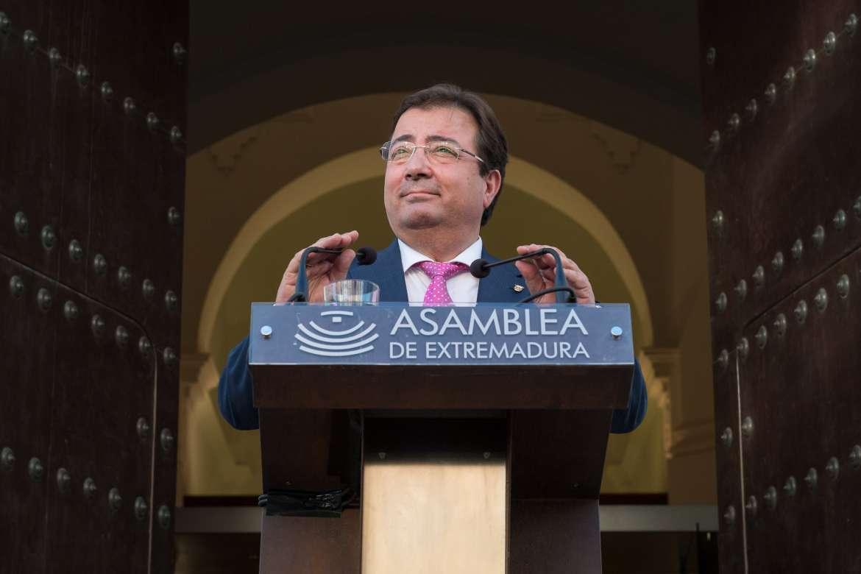 Fernández Vara, dará a conocer su nuevo gobierno este lunes con solo dos caras nuevas