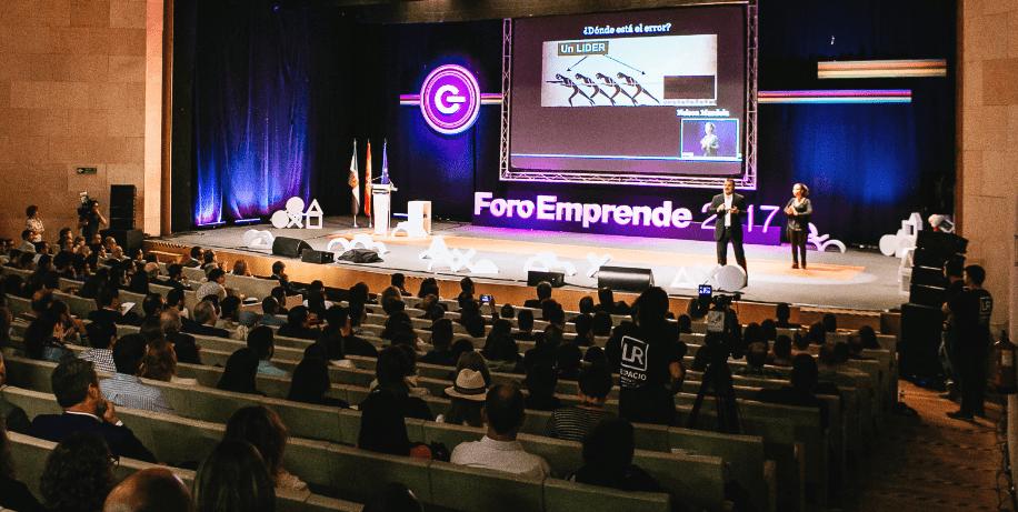 Cerca de 1.000 emprendedores se darán cita en FORO EMPRENDE