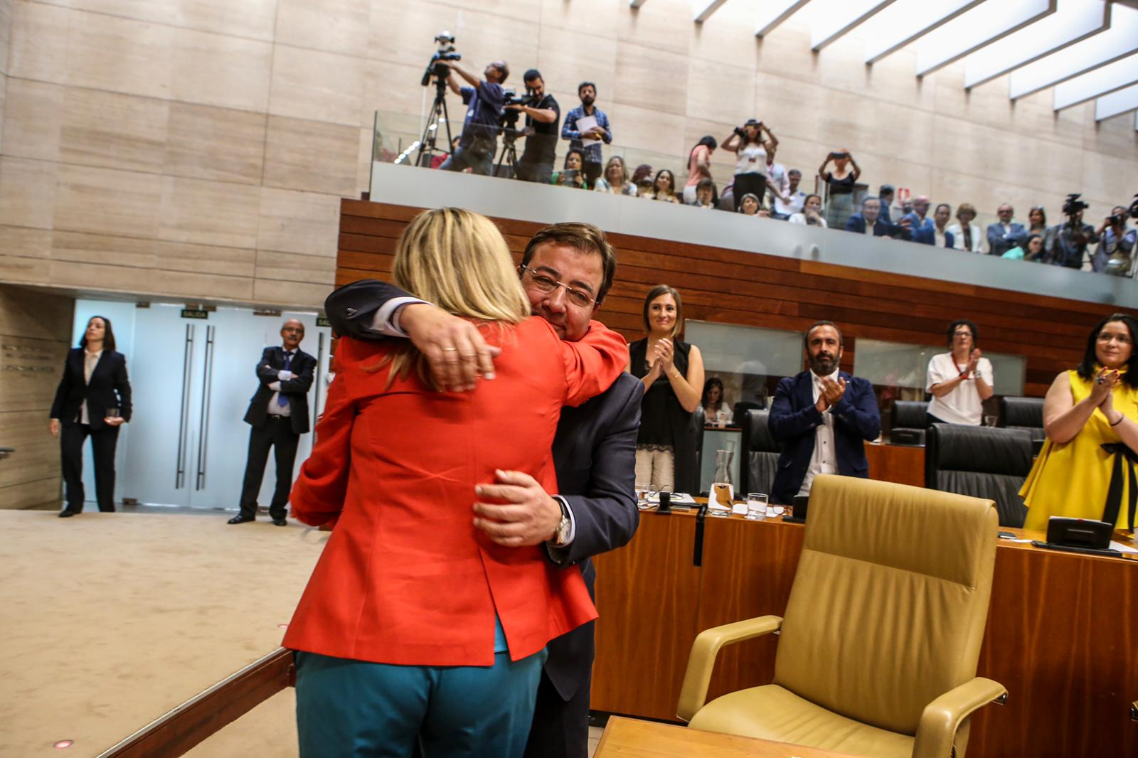 Comienza su andadura la X Legislatura de la Asamblea de Extremadura