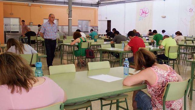 El próximo curso habrá un incremento de más de 200 profesores por la reducción a 18 horas lectivas en Secundaria