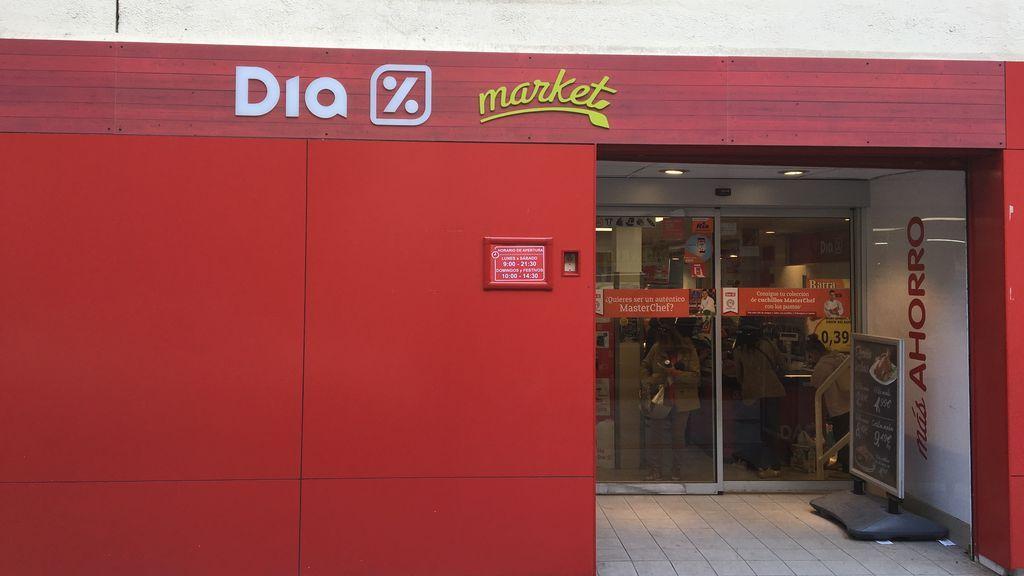 Supermercados DIA cerrará 219 tiendas, 7 en Extremadura