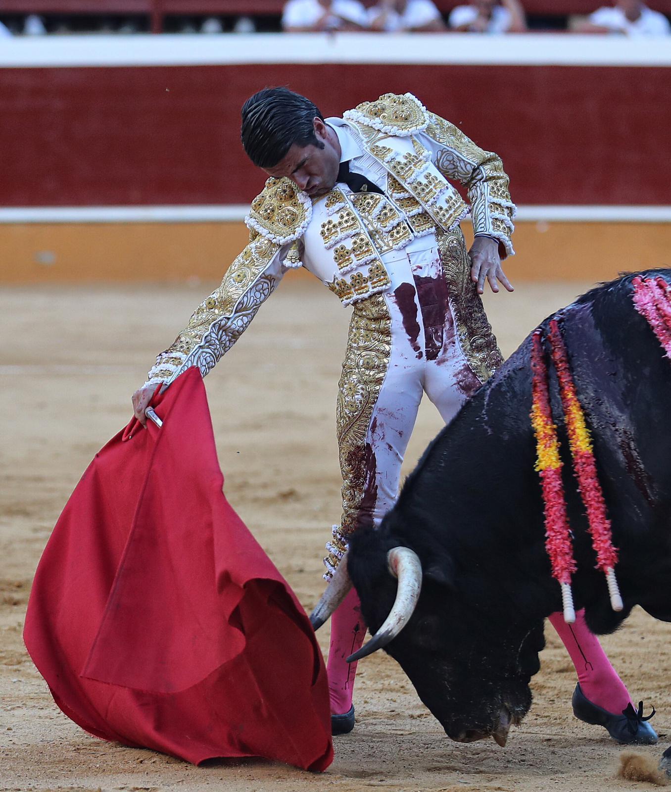 Emilio de Justo y Victorino Martín, triunfadores de la feria de Soria