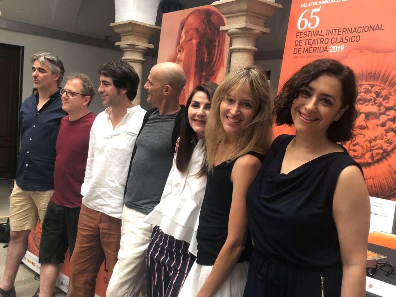 Pericles, príncipe de Tiro, se podrá ver del 10 al 14 de julio en el Teatro Romano de Mérida