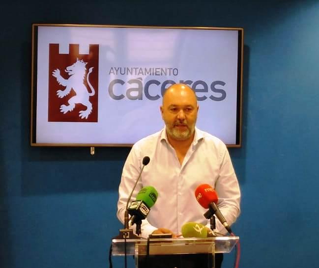 """Alcántara, Ciudadanos : """"Cáceres necesita de infraestructuras que nos permitan salir de la cola de las estadísticas"""""""