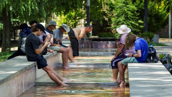 Cuidado con los golpes de calor: Cinco casos atendidos en la última semana
