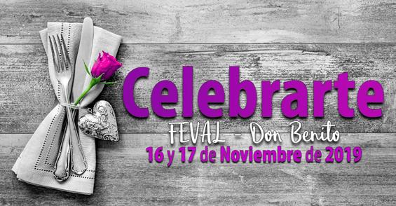 La IV edición de CELEBRARTE Extremadura, Feria de Bodas, Bautizos y Comuniones se celebrará en noviembre en D. Benito
