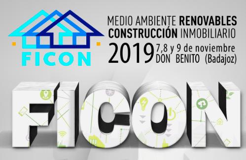 Nueva edición de FICON, el espacio de la construcción, en el próximo mes de noviemrbe
