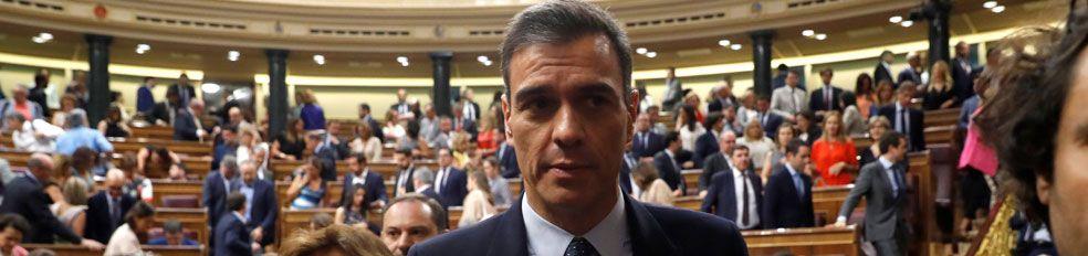 Pedro Sánchez pierde el primer asalto de su investidura