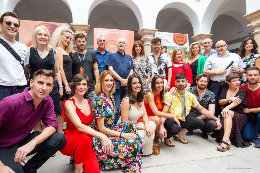La corte del faráon lleva la comedia, la revista y el vodevil al Festival de Mérida