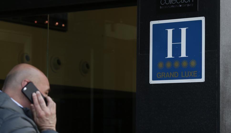 Aumenta el número de viajeros internacionales alojados en hoteles de Extremadura