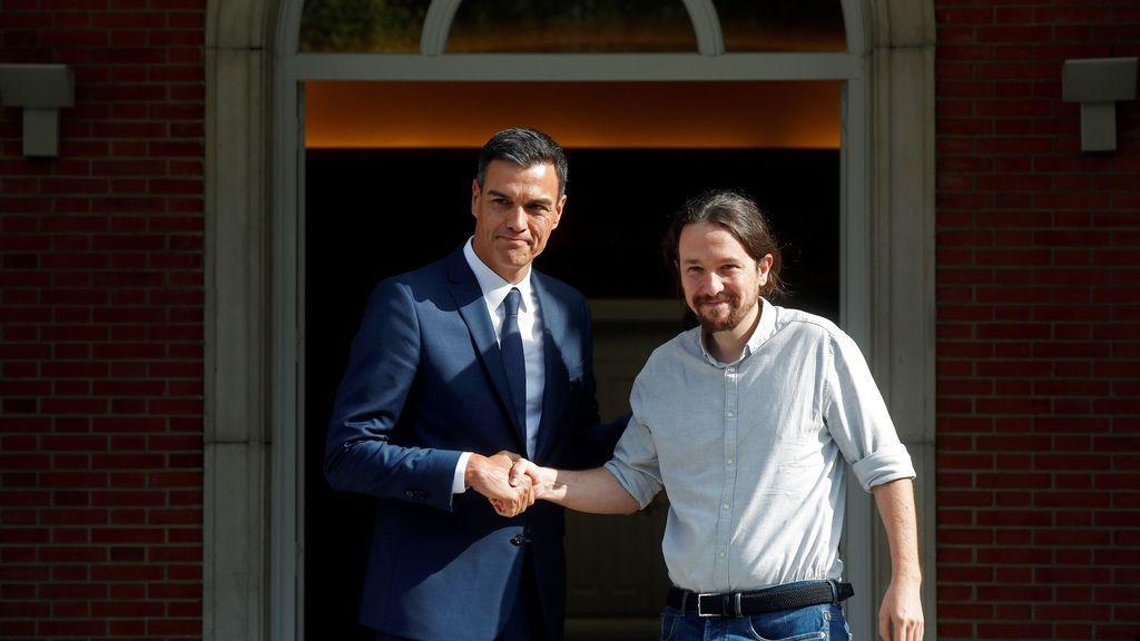 4 nuevas propuestas de Podemos al PSOE para un Gobierno de coalición