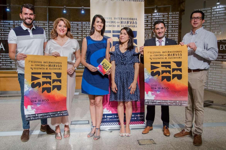30 películas se proyectarán en el festival Periferias en entornos emblemáticos de La Raya