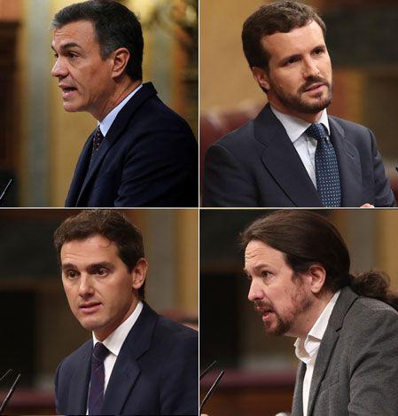 Según Encuesta del CIS: El PSOE sería el claro vencedor de unas nuevas elecciones generales con un 29,7% del voto directo