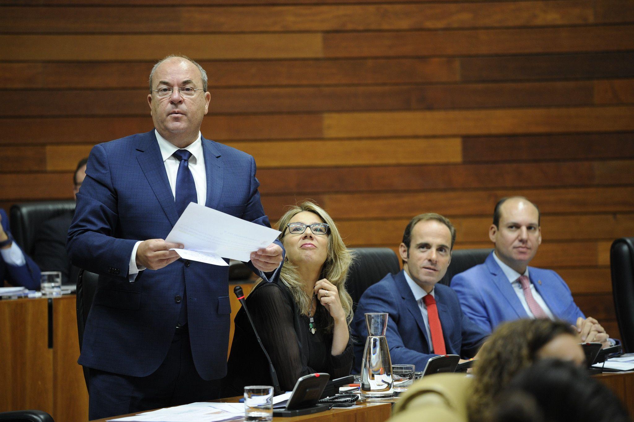 Según Monago, la Junta cierra el grifo y dejará pendiente de pago muchas de sus obligaciones.