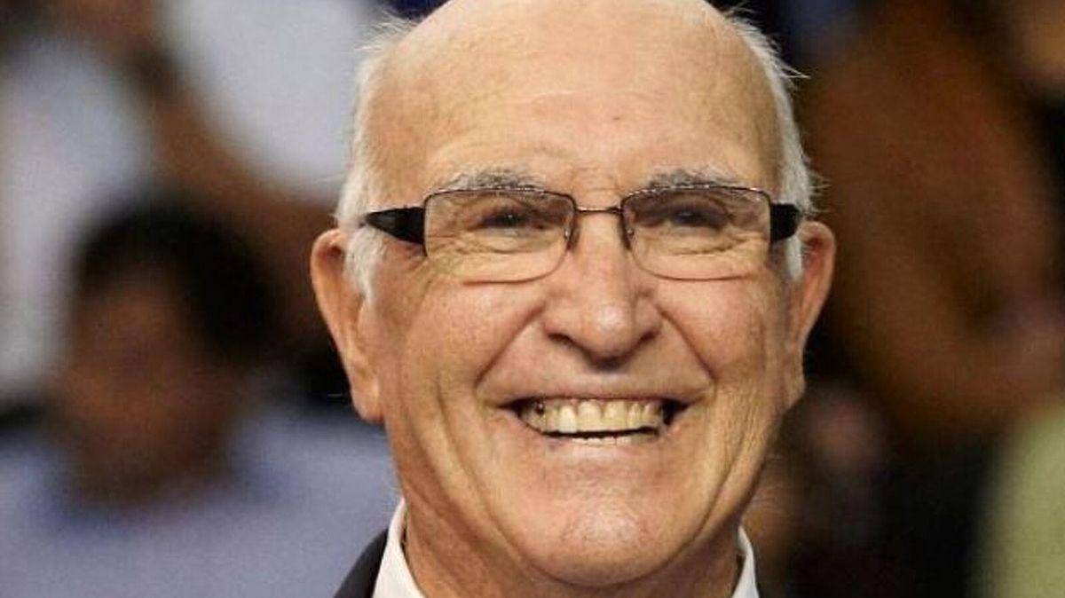 Fallece el ex tenista español Andrés Gimeno, a la edad de 82 años