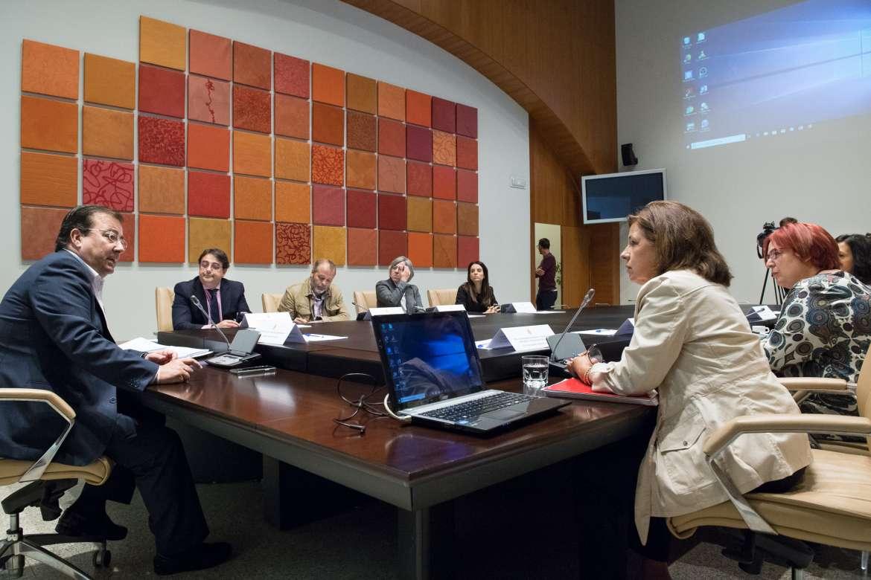 La Junta retrasa la presentación del Presupuesto para 2020 a la espera de concretar cifras con Hacienda