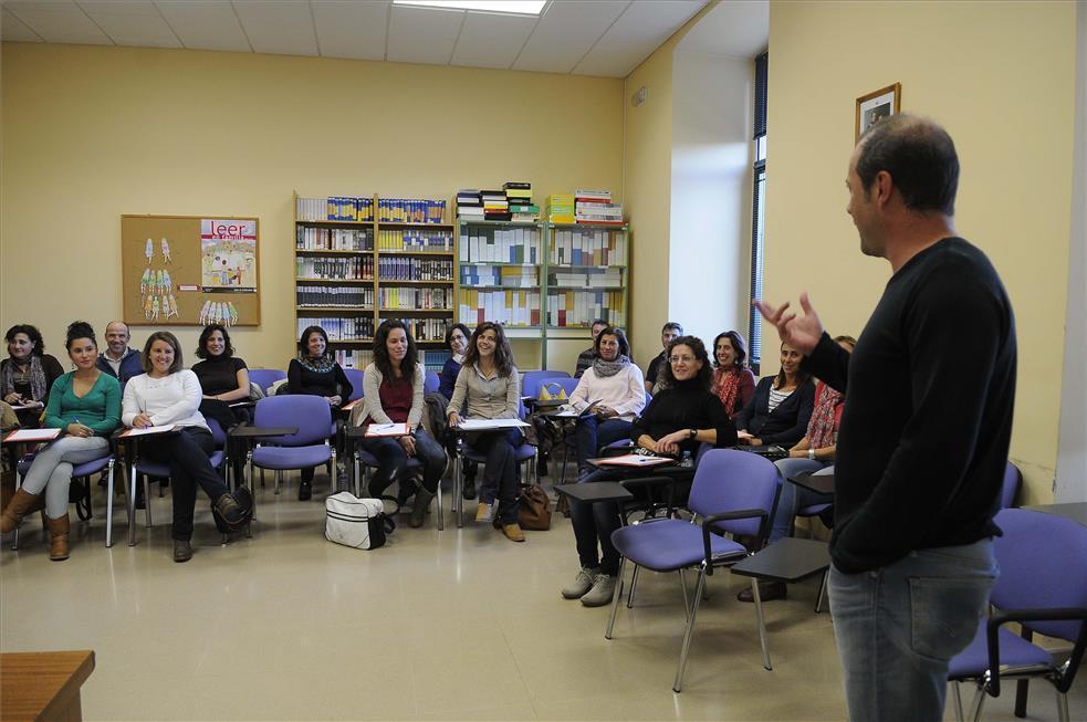 113 docentes participarán en actividades de formación de interés educativo