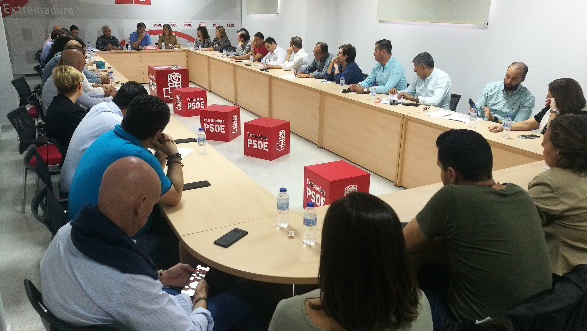 González, PSOE: Lo mejor para Extremadura es que haya un gobierno socialista en España