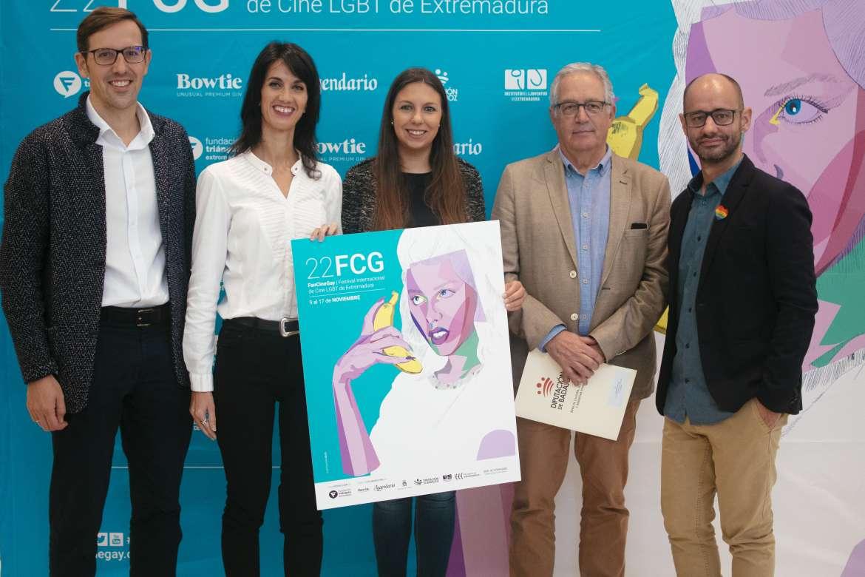 22ª edicion de Fancinegay, para visibilizar la situación del colectivo LGBTI