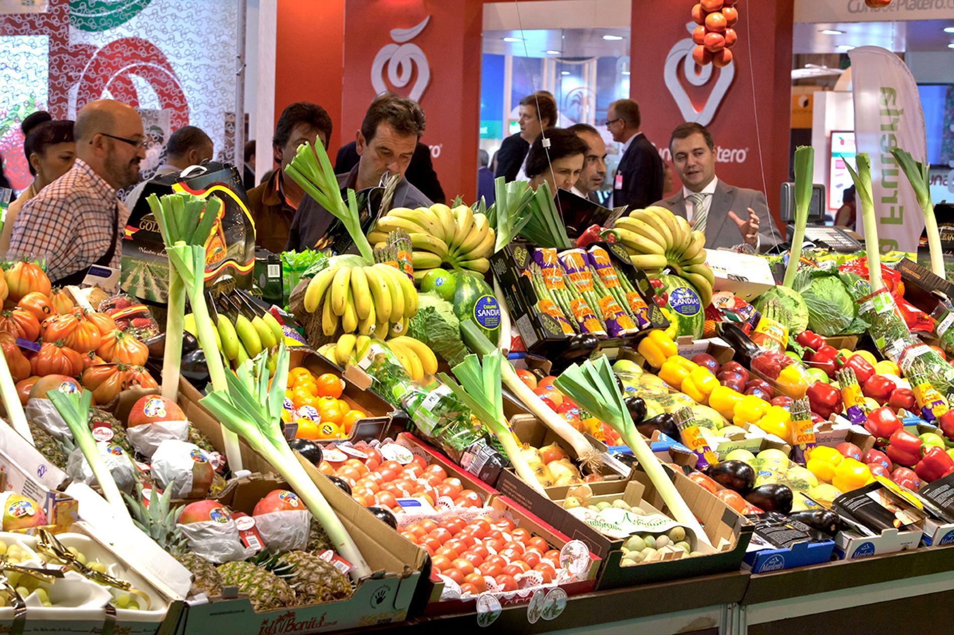 31 empresas extremeñas participan en la XI edición de Fruit Attraction  de Madrid