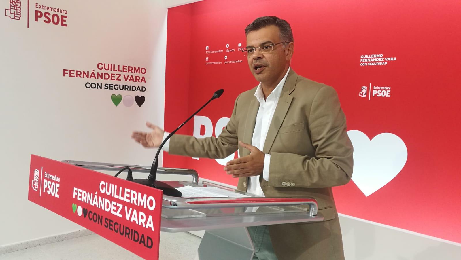 JA González, PSOE: Los socialistas portugueses nos muestran el camino a seguir