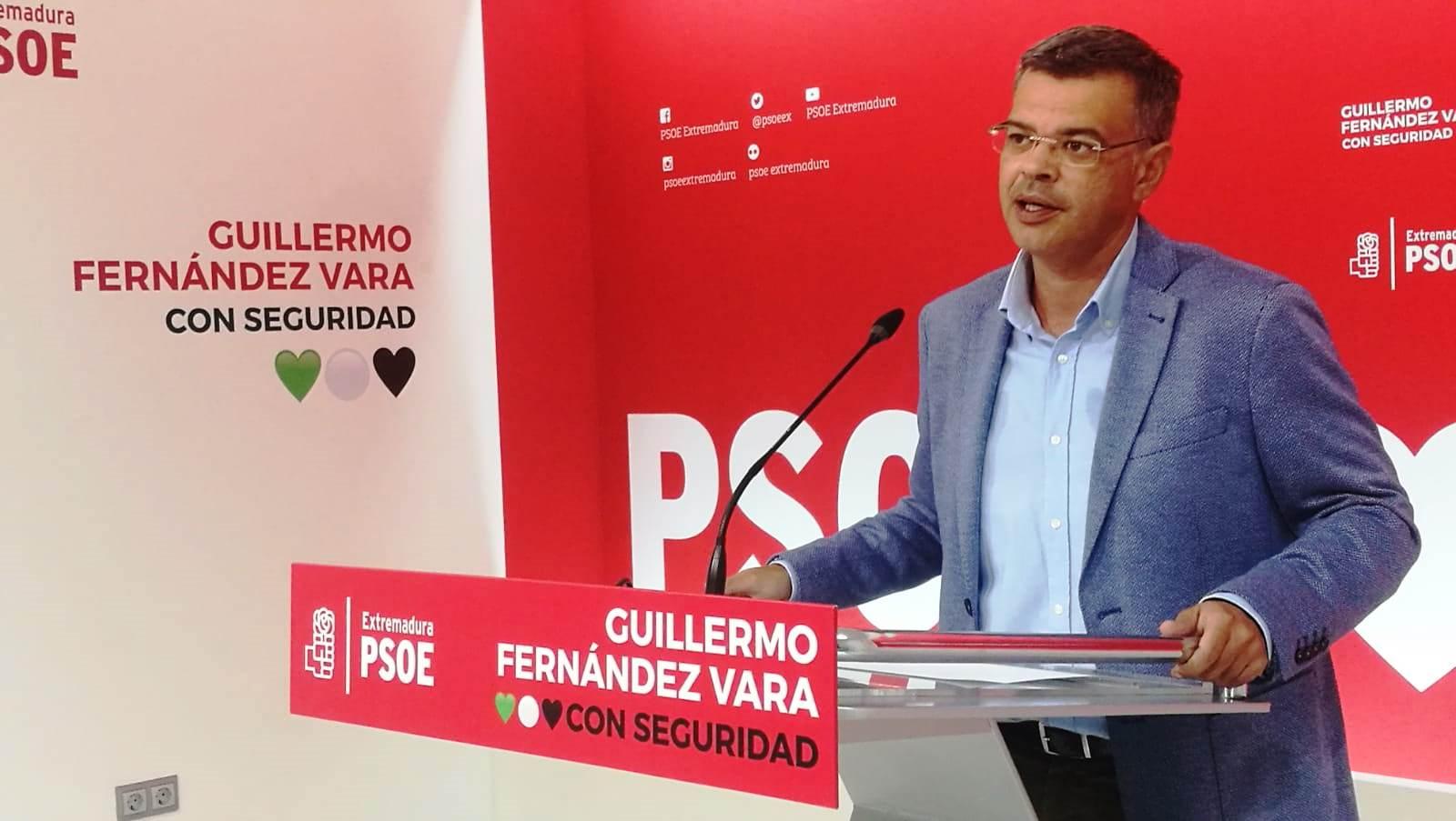 González, PSOE: Que el dictador salga del Valle de los Caídos es un acto de normalidad democrática