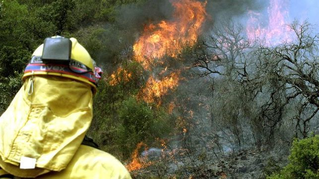 La Junta colabora con los ayuntamientos en la ejecución de los planes periurbanos para prevenir incendios en zonas de alto riesgo