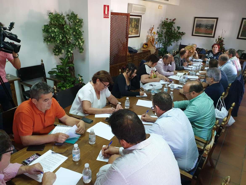 La consejera Begoña García insta a la unidad en Extremadura para defender una PAC que priorice a los profesionales agrarios
