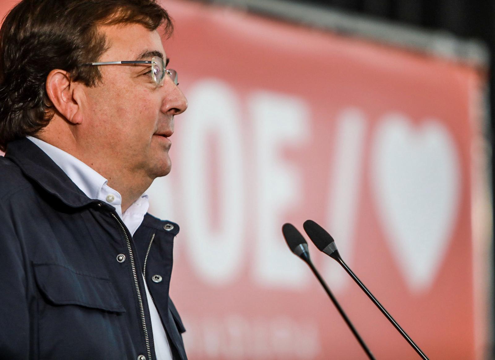 """Vara: """"En las próximas semanas se dará a conocer un nuevo yacimiento de litio en Extremadura"""""""
