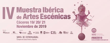 La IV Muestra Ibérica de las Artes Escénicas se celebrará en Cáceres del 19 al 21 de noviembre con la participación de 340 profesionales