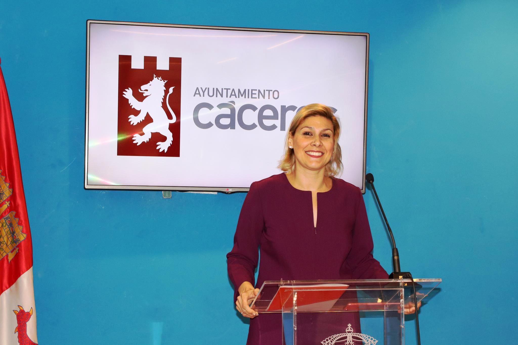 Ciudadanos no apoyará los presupuestos generales en Cáceres