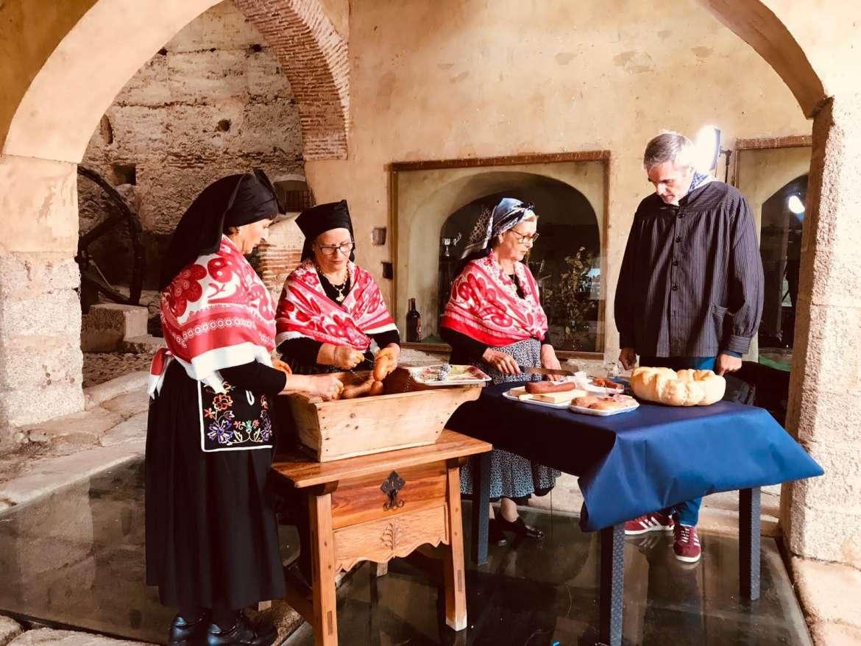 Extremadura se promociona como destino gastronómico en El Comidista