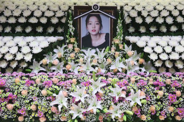 """Goo Hara dejó una nota """"pesimista"""" antes de morir, según la policía de Corea del Sur"""