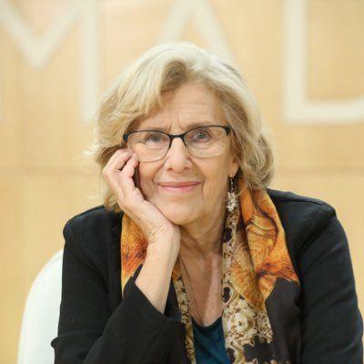 Manuela Carmena estará en Cáceres para hablar sobre políticas públicas y envejecimiento