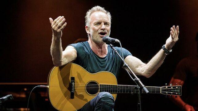 Suspendido el concierto de Sting, previsto para el 2 de agosto, en el Stone & Music Festival