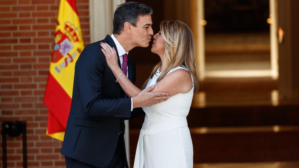 El futuro de Susana Díaz tras la sentencia de los ERE