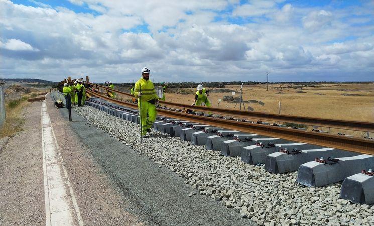 Adif AV conectará el trayecto Monfragüe-Plasencia con la nueva plataforma de la Línea de Alta Velocidad