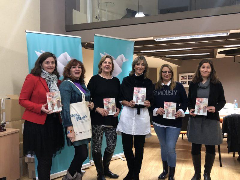 """Presentado el manual PALABRA DE MUJER"""", con enfoque de género para profesionales del periodismo"""