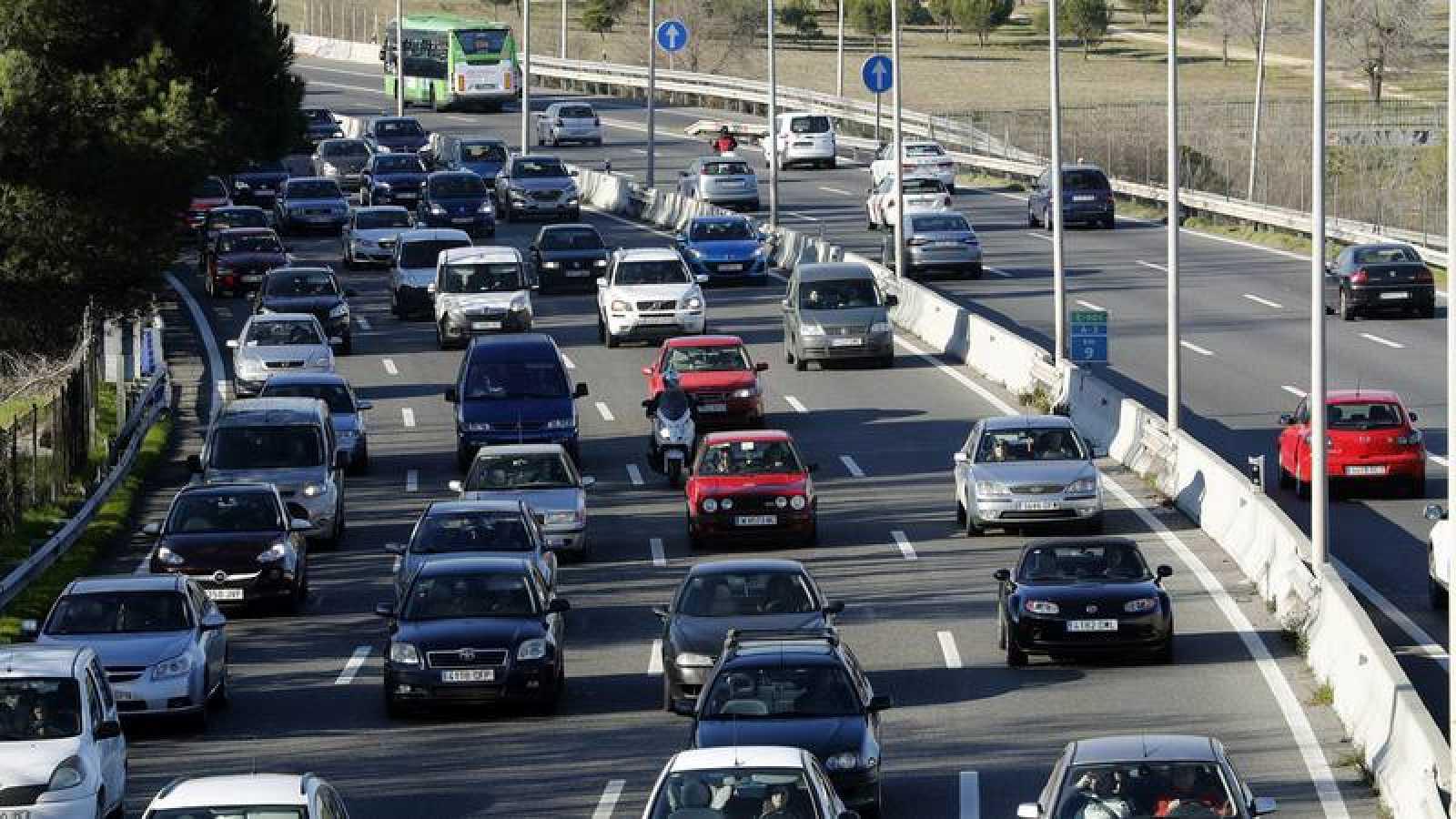 36 accidentes de tráfico en la Operación especial de Reyes