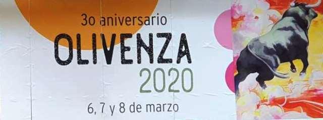La Feria de Olivenza 2020 presenta tres festejos de categoría: Ponce, Emilio de Justo y El Juli, entre otras figuras