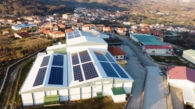EL PIMENTÓN DE LA VERA SE HACE SOLAR CON CAMBIO ENERGÉTICO