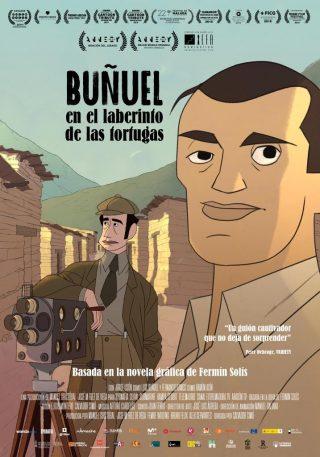 Gran triunfo extremeño: Buñuel en el laberinto de las tortugas, Mejor Película de Animación Goya 2020