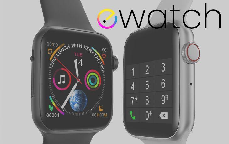 EWacht, mucho más que un reloj inteligente