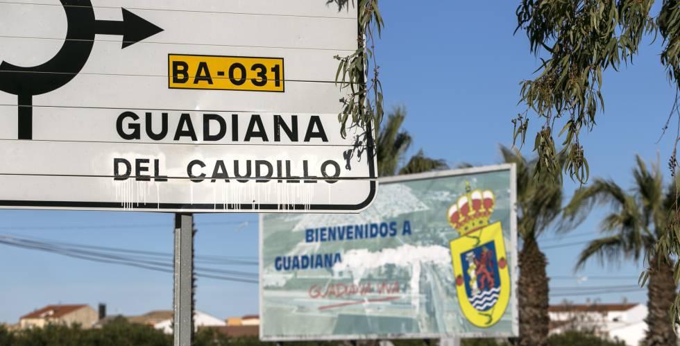 Ya solo se llama Guadiana