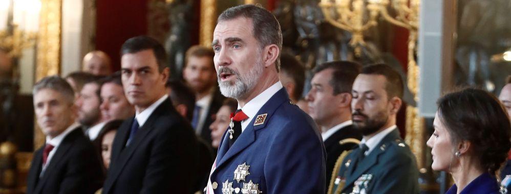 El Rey y las Fuerzas Armadas con la Constitución, por Pablo Sebastián