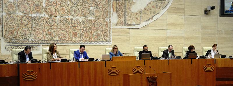En marcha los Presupuestos Generales para Extremadura con 6.006 millones de euros
