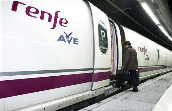 Renfe contratará 2.500 personas para diferentes áreas