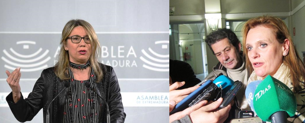 Teniente, PP,  califica de escándalo que la delegada del gobierno, Yolanda García Seco, obtenga una plaza en la propia delegación