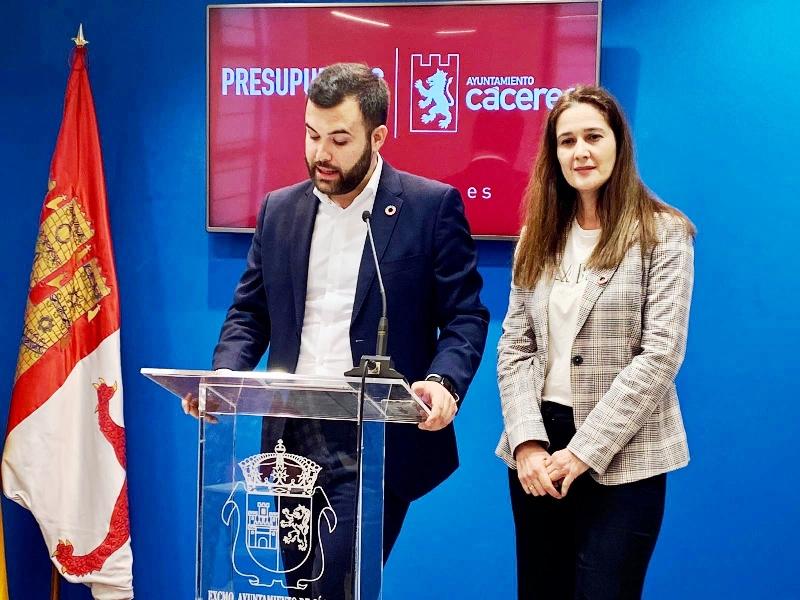 El presupuesto del ayuntamiento de Cáceres para 2020 supera los 69 millones de euros